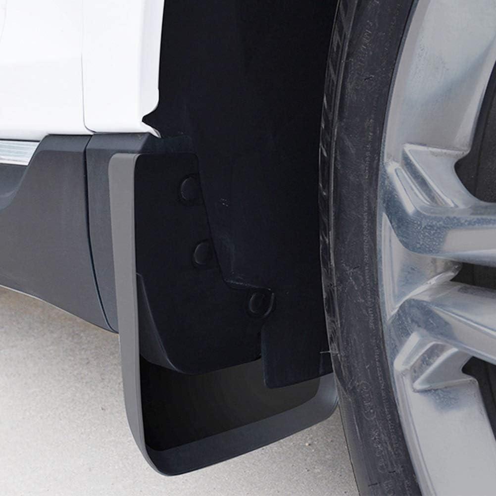 Maiqiken Car Mud Flaps Splash Guards For Honda Fit Jazz 2014 2015 2016 2017 2018 2019 Fender Flares Mudflaps Mudguards Molded Front /& Rear Wheel 4Pcs