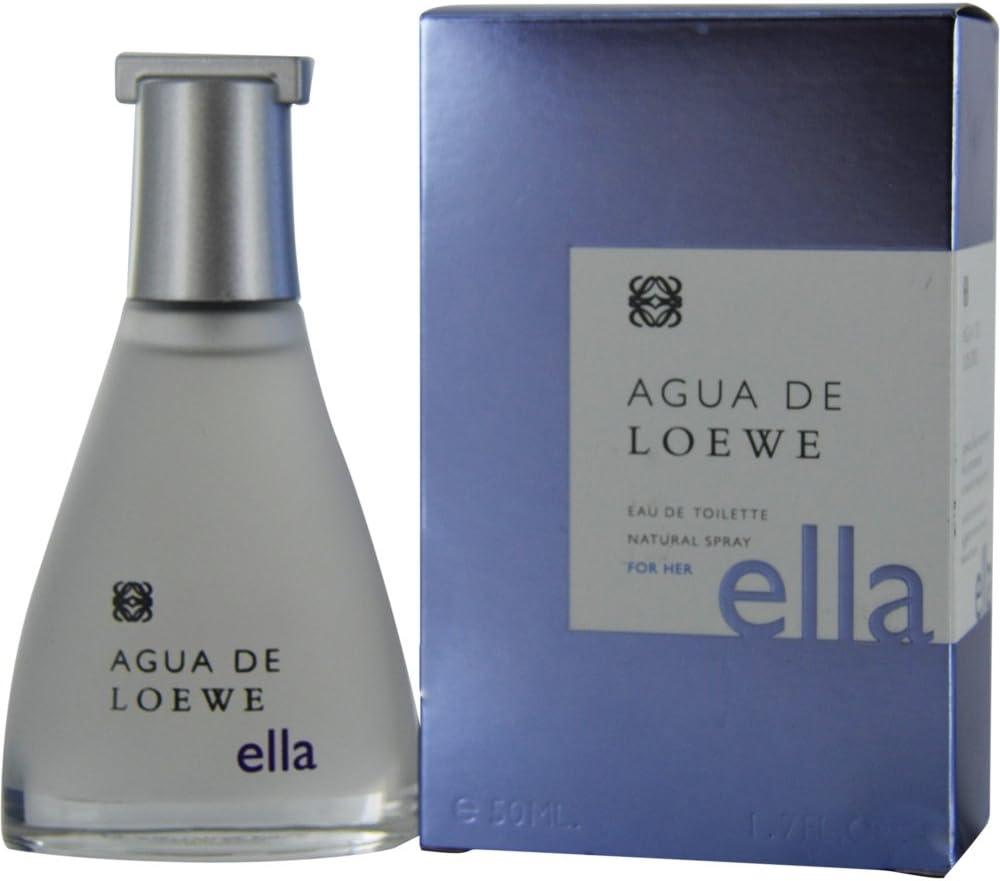 Loewe Agua De Loewe Ella Eau De Toilette 50Ml Vapo.