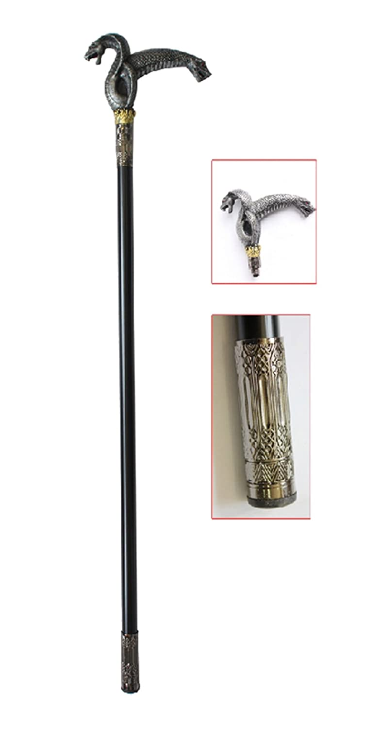 Cobra walking cane head 37