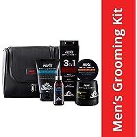Brylcreem Men's Grooming Kit (Travel Bag Free)