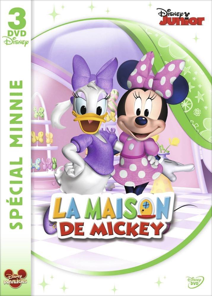 Amazon Com La Maison De Mickey Special Minnie Movies Tv