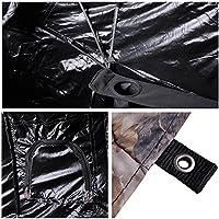 Amazon.com: Silla de camuflaje plegable para una persona ...