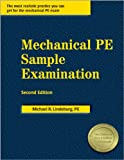 Mechanical PE Sample Examination, Lindeburg, Michael R., 1591261600