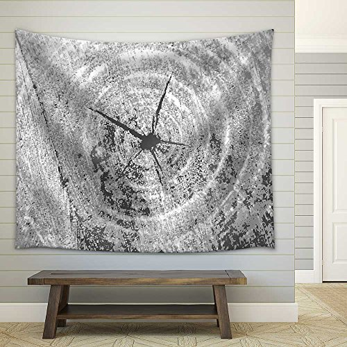 Black and White Brutal Grunge Background Texture Saw Cut of the Wood Fabric Wall
