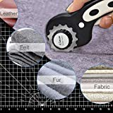Headley Tools 45mm Rotary Cutter with 6pc 45mm
