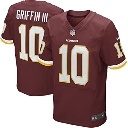detailed look 34d7b a2fd0 Amazon.com : Nike Men's Washington Redskins Robert Griffin ...