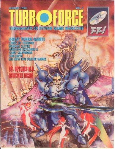 Turbo Force Magazine - Vol. 3 (January 1993)