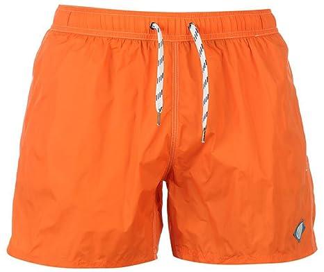 Para hombre cordón 5 Basic pantalones cortos Bañador pantalones de ...