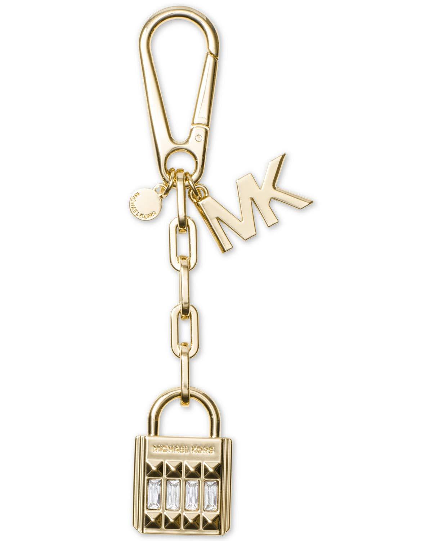 MICHAEL Michael Kors Deco Lock Charm