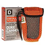 Duke Cannon Soap on a Rope Set for Men: Tactical