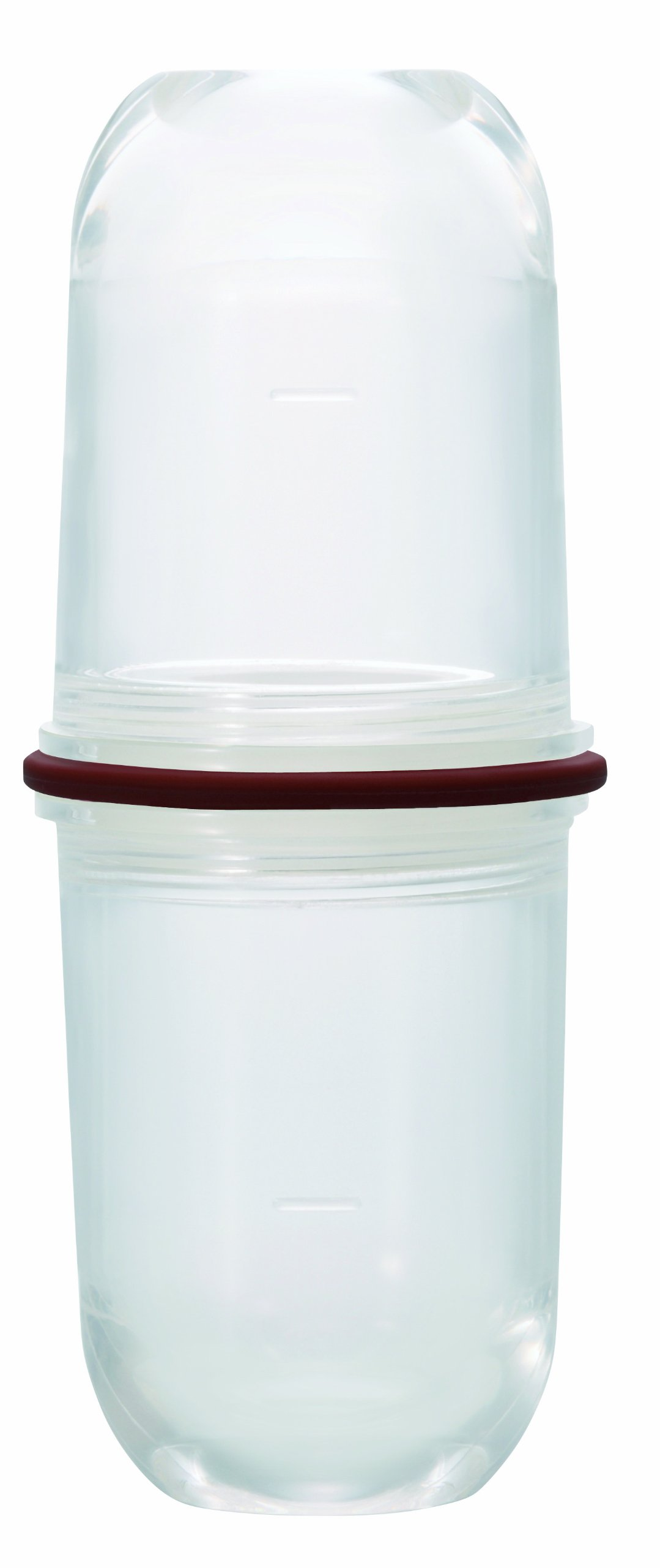 HARIO Milk Shaker, Brown