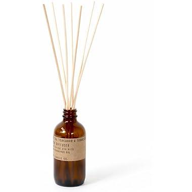 P.F. Candle Co. - No. 04: Teakwood & Tobacco Diffuser