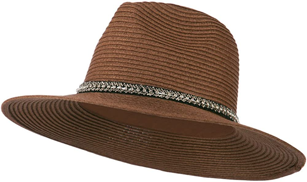 SS/Hat Jewel Band Panama...