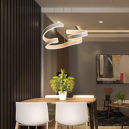 Lámparas LED Lámparas Colgantes Creativas Cocina Acrílico + ...