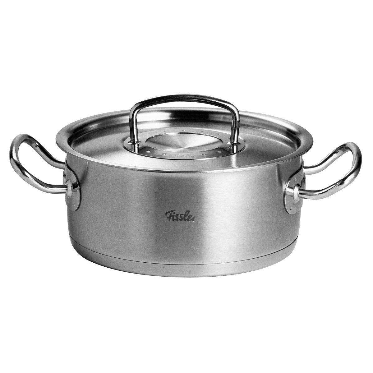 Fissler Original-Profi Collection Frying Pot, Stainless Steel 18/10, Induction Suitable, Ø 28 cm Fissler GmbH