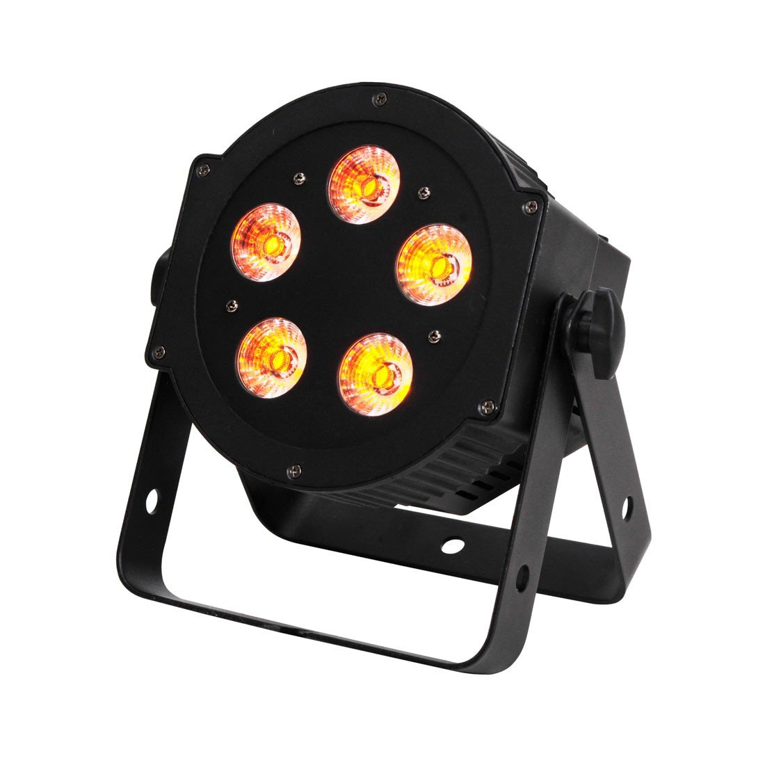 ADJ Products 5P HEX LED Par with 5x10 W, 6-IN-1 Hex by ADJ Products