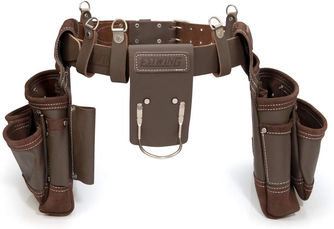 B07P8PHVR1 Estwing 94746 14 Pocket Leather Framer\'s Set 61Wtx2Bynh3L.SL1200_