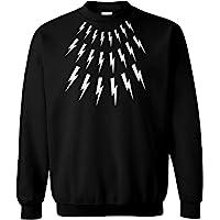 Lightning Bolts - David Rose Sweater Parody Unisex Crewneck Sweatshirt