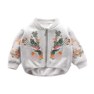 de432940c033 Zerototens Spring Summer Coat for 1-6 Years Old Kids
