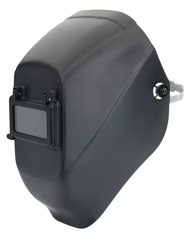 Fibre-Metal by Honeywell 52006BK 10 Piece Helmet, Black