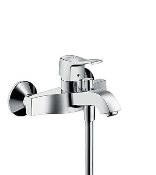 Hansgrohe 31478000 Metris Classic grifo de bañera visto, cromo: Amazon.es: Bricolaje y herramientas