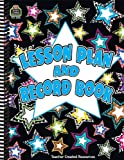 Fancy Stars Lesson Plan and Record Book, Teacher Created Resources Staff, 142063206X
