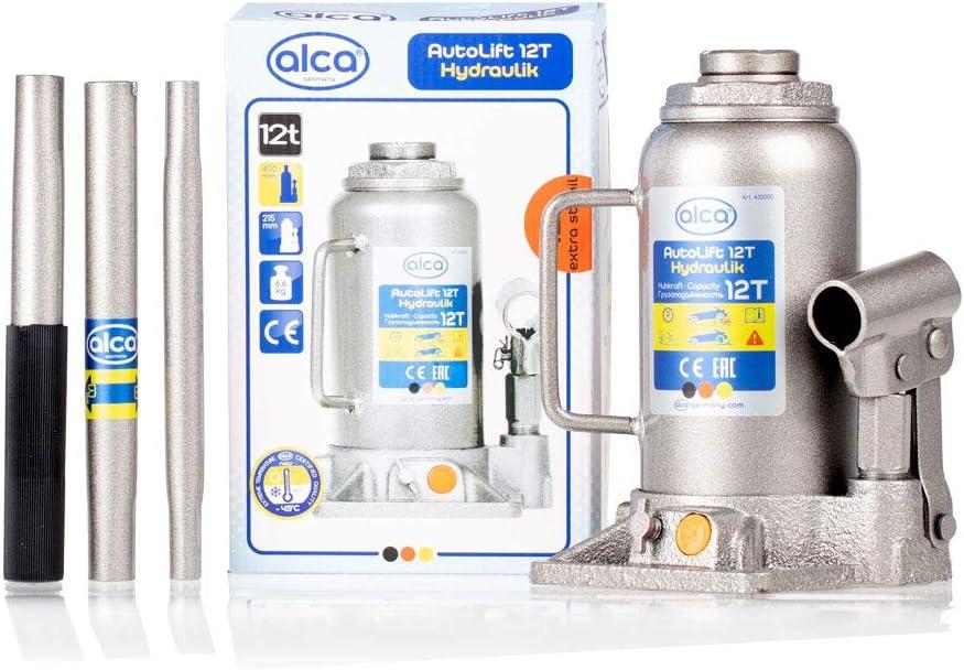 alca/® Wagenheber Unterstellheber hydraulisch 12 Tonnen