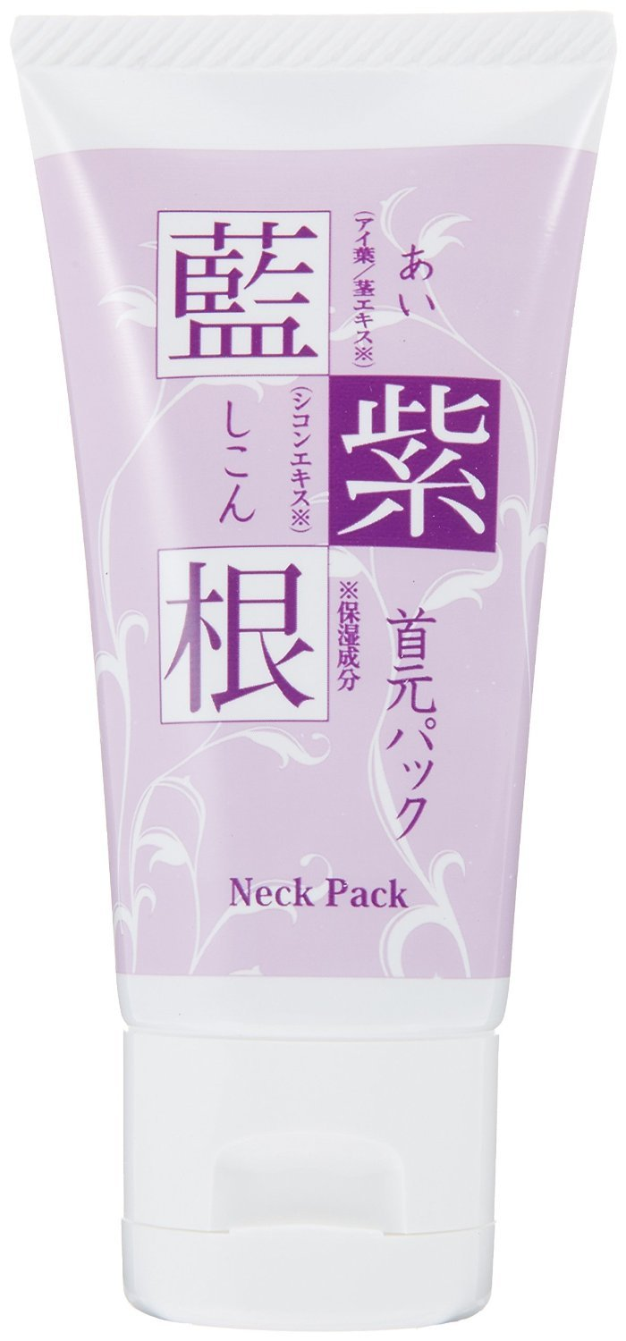Shemoa Ai & Shikon Neck Cream - 30g (Harajuku Culture Pack)
