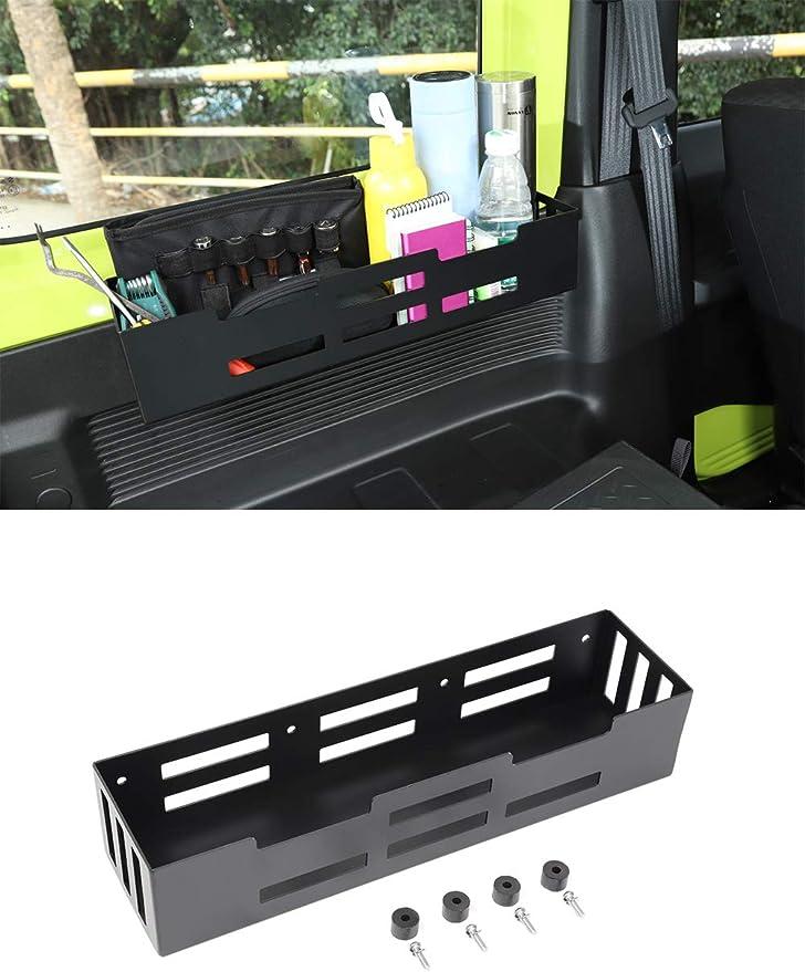 Vpcar Jimny Auto Organizer Aus Aluminiumlegierung Multifunktional Für Suzuki Jimny 2019 2020 Auto