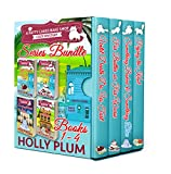 Patty Cakes Bake Shop Cozy Mystery Series Bundle: Books 1-4