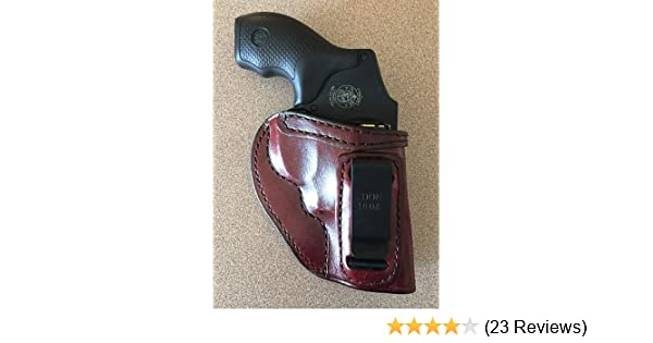 Amazon.com : Don Hume Clip On Holster S&W J Frame/ Taurus 85 RH ...