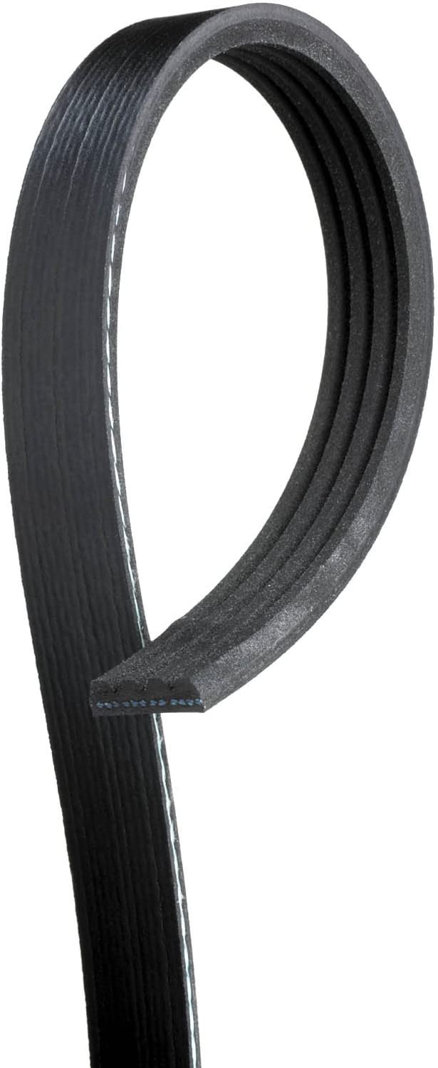 ACDelco 4K370 Professional V-Ribbed Serpentine Belt