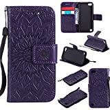 NOMO iPod Touch 5 Case,iPod Touch 6 Wallet