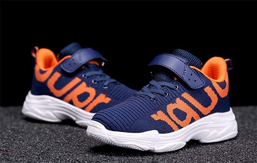 Sunny Day Children Casual Shoes Boy Cool Style Kids Mesh Breathable Soft Soled Running Sports Shoes