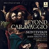 Beyond Caravaggio Monteverdi: Vespro Della Beata Vergine The National Gallery Collection (2CD)