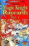 Magic knight Rayearth - Manga player Vol.1