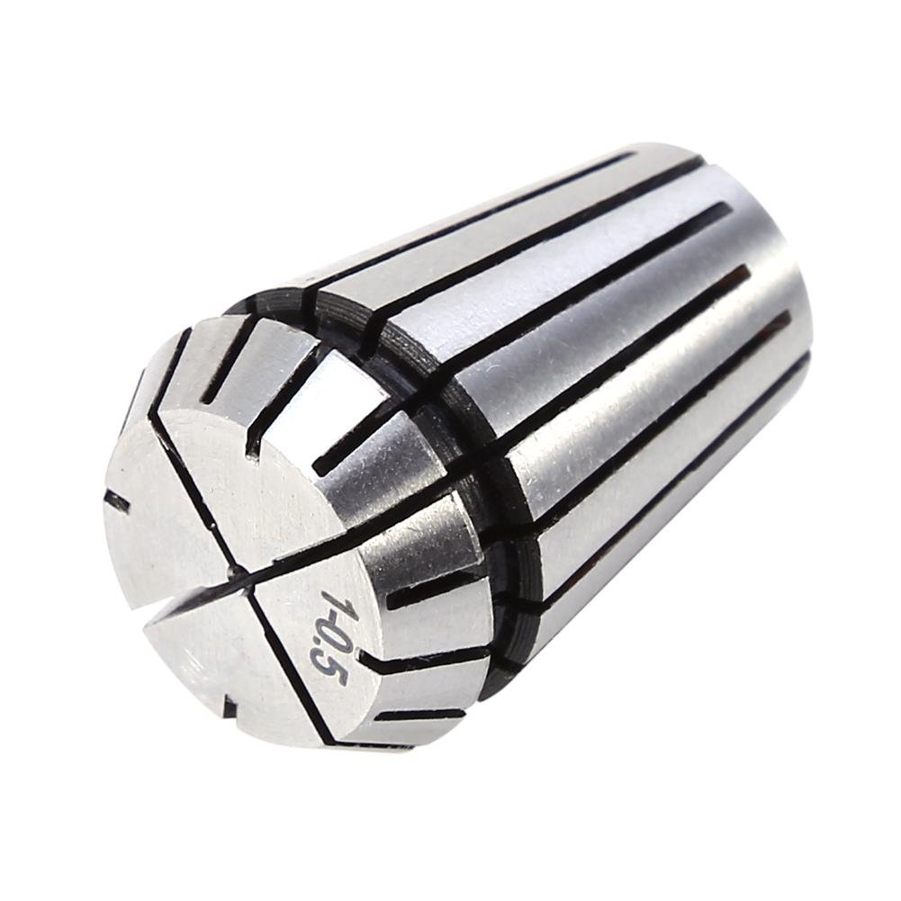 13PCS ER20 Collet Set Chuck 168 Spring Collet Chuck Gripping Range from 1-13mm for CNC Engraving Machine or Milling Lathe Tool