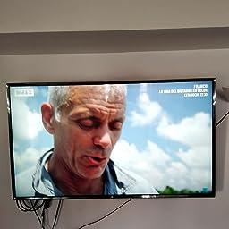 MODERN LIFE Soporte de Pared para TV de 23-55 Pulgadas (58-140cm ...