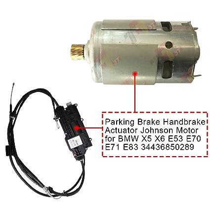 Electric Parking Brake Handbrake Actuator Control Unit For X5 X6 E70 E71 E72 07-13 34436850289