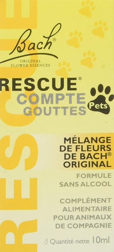 Rescue Pets Compte Gouttes 10ml Amazon Fr Hygiene Et Soins Du Corps
