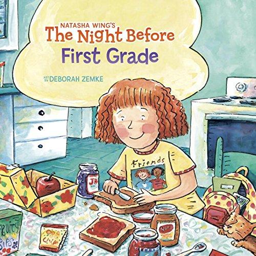 The Night Before First Grade - 1st Grade School Life