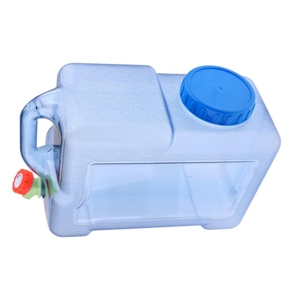 全てのアイテム flameer 12lアウトドア水キャリア水コンテナwith water-tap & Easy & Pouring Pouring 10 10 cm Opening クリアブルー B07FW4RWJ2, 氷販売ショップ青葉:ddc11bb1 --- a0267596.xsph.ru
