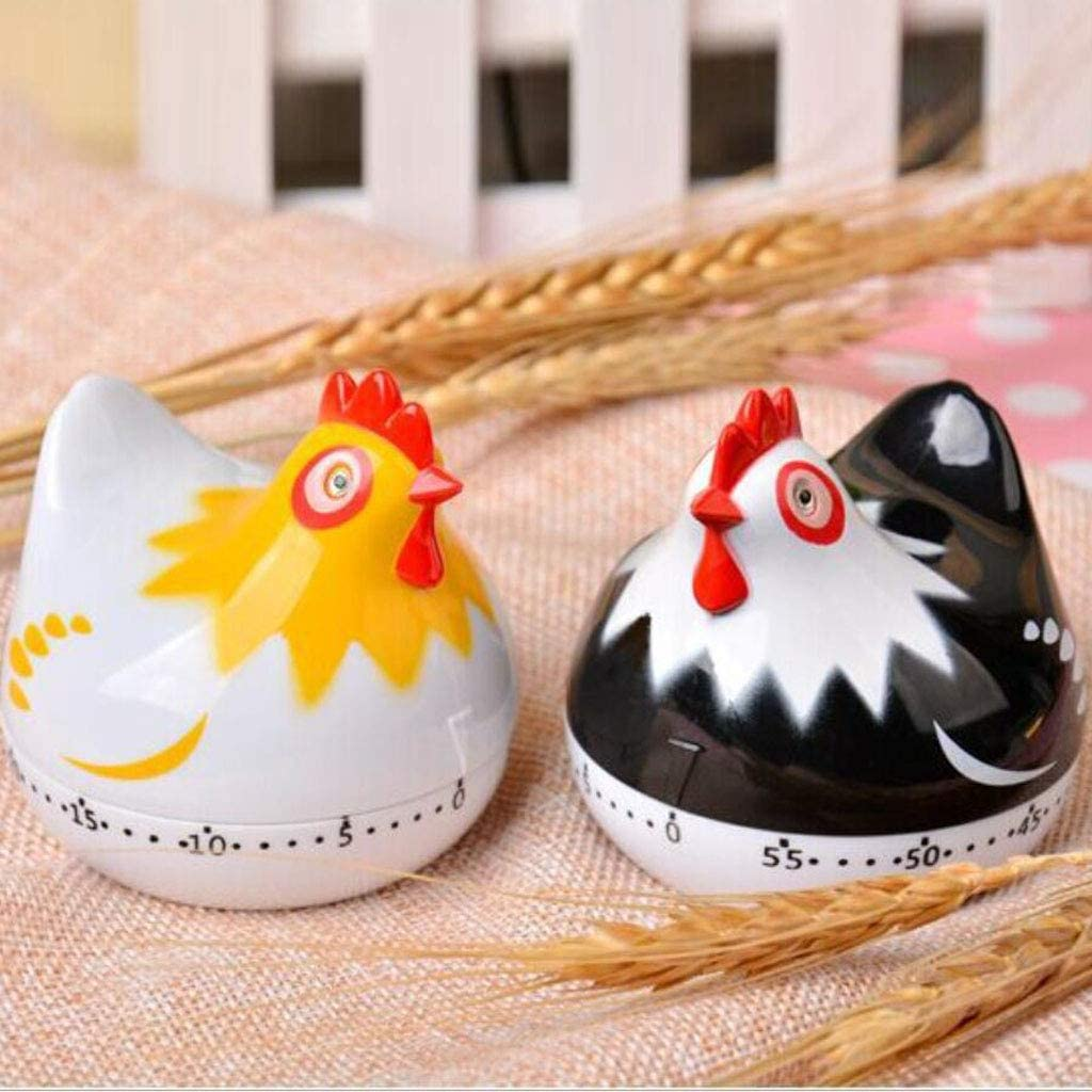 Stoppuhr Kochtimer Eieruhr Kitchen Timer Küchehelfer,Henne Form zum Kochen