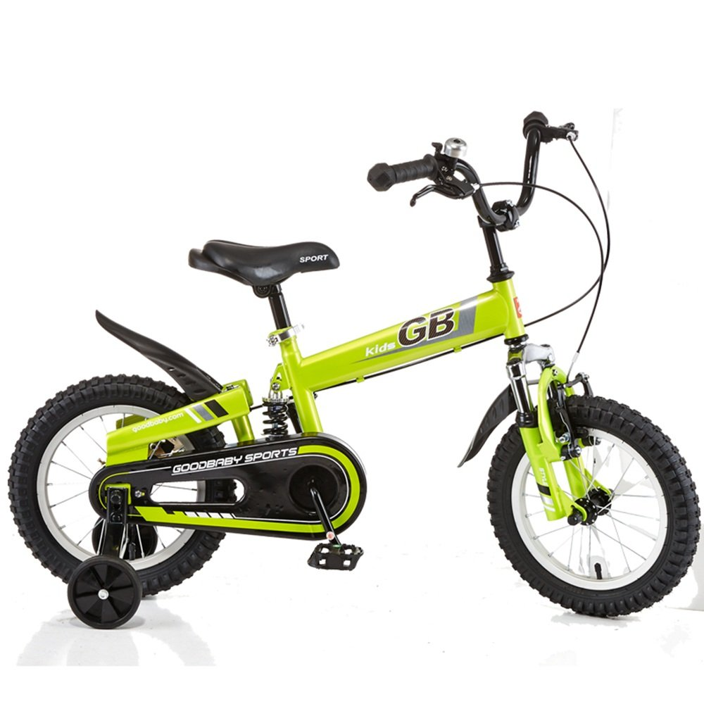 HAIZHEN マウンテンバイク 子供用自転車3/4/6歳の男の子用キャビンマウンテンバイク12/14/16インチサイクリングサスペンション 新生児 14Inch  B07C6V83HM