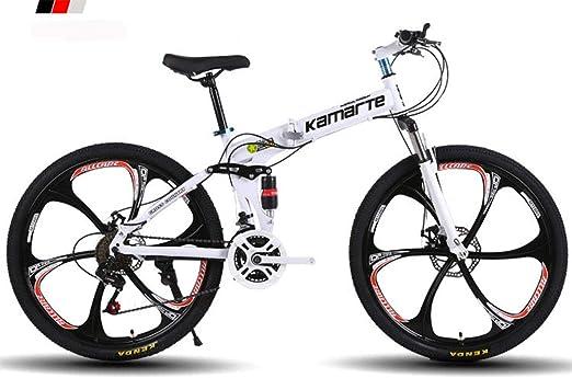 KTM Bicicleta de montaña Bicicleta Plegable Rueda de 24-26 ...