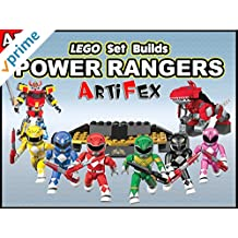 Clip: Lego Set Builds Power Rangers - Artifex