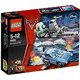 LEGO Cars - 8426 - Jeu de Construction - L'Évasion en Mer