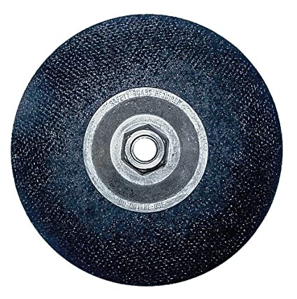 Grit-24 Shark SKP702    7-Inch by 0.25-Inch by 5//8-11 Koolie Hat Depressed Center Wheel with Type 28