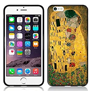 Case Fun The Kiss TPU Rubber Back Case Cover for Apple iPhone 6 (4.7 inch)