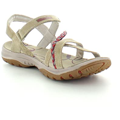 1f7d9ef79a133 Karrimor Womens Ladies Trinidad II Waterproof Suede Walking Sandals ...